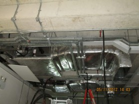 ACMV Duct Work Inspection