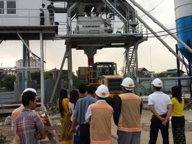 Batching Plant Inspection